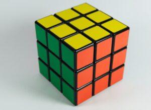 Jak układać kostkę Rubika?
